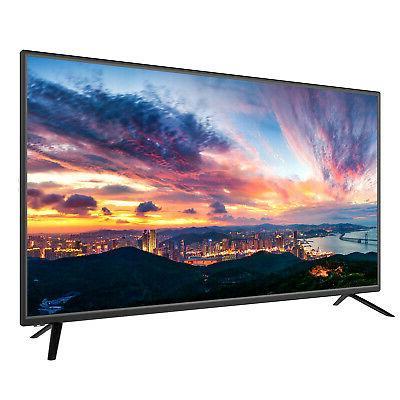 """Sansui S40P28FN 40"""" FHD DLED Smart USB HDMI Netflix &"""