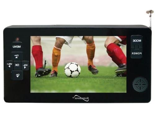 Portable/Pocket TV +Rechargeable/USB/Micro-SD