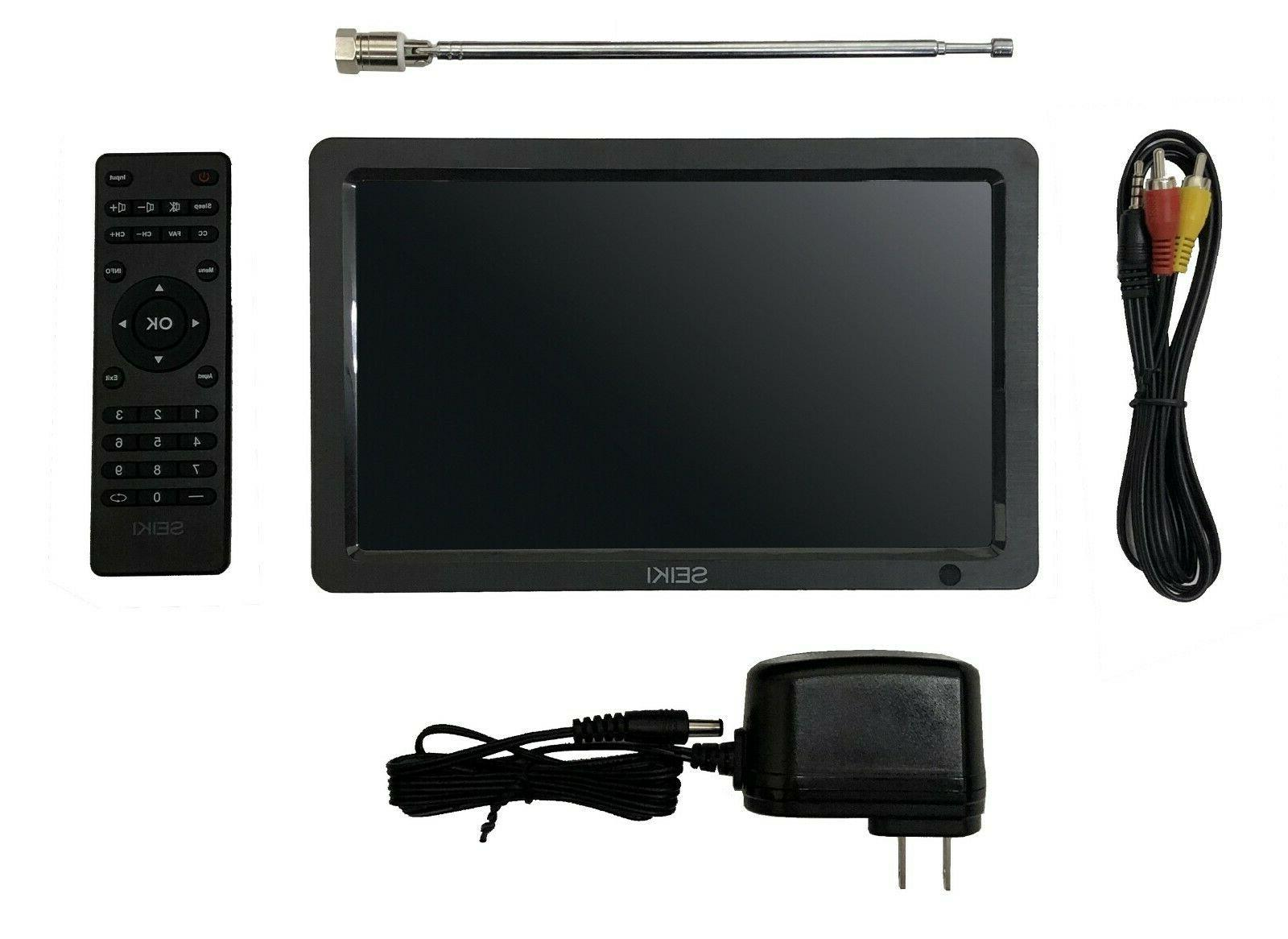 Seiki SC-9SS840N 9 Mini Portable USB Mini AV -