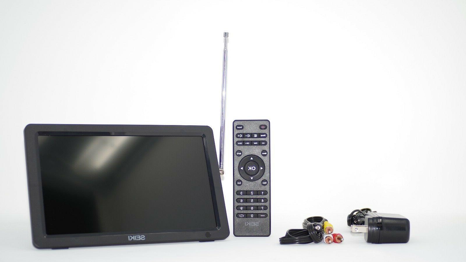 """Seiki 9"""" Mini TV"""