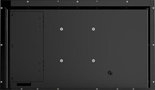 SunBriteTV 43-Inch Weatherproof Outdoor - UltraHD TV Permanent Outside Installation SB-SE-43-4K-BL