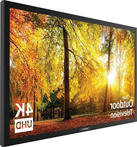 SunBriteTV 43-Inch Outdoor - UltraHD TV for SB-SE-43-4K-BL
