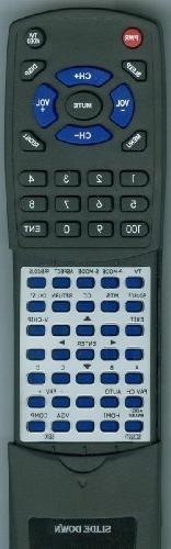 Replacement Remote Control for SEIKI SC322TI, SC402TT, SE322