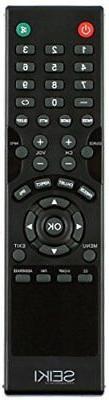 Seiki TV Remote Control Version 1