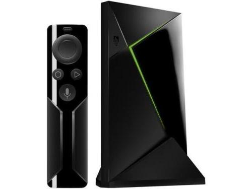 NVIDIA® SHIELD™ TV   Streaming Media Player with Remote