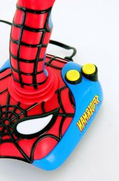 Spiderman 5 in 1 TV Games by Jakks Pacific