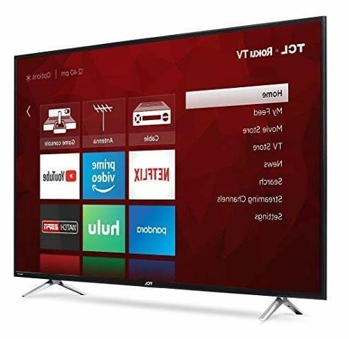 "TCL 120 Smart TV, 55"""