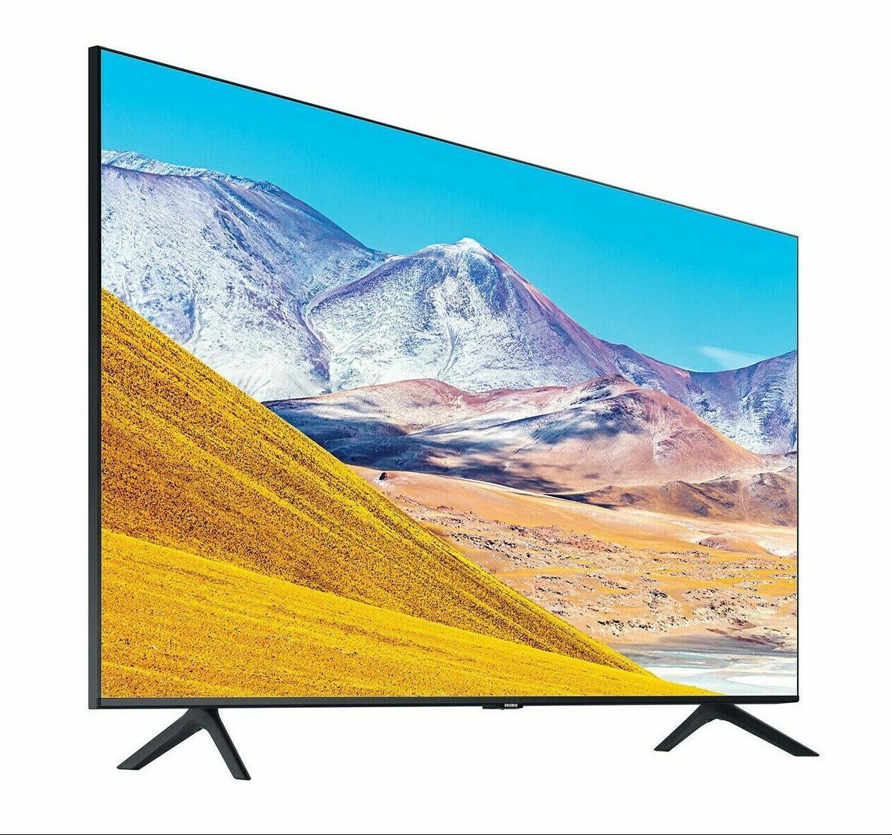 "Samsung 55"" 4K Crystal Ultra HD HDR Smart 2020"