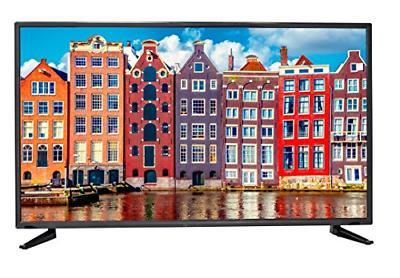 """Sceptre X415BV-FSR 40"""" LED FHD 1080p TV Flat High Monitor Display ATSC/QAM x Black"""
