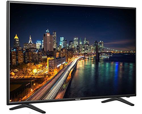 Sharp P5000U 43-inch HD Smart TV built-in apps Vudu, more