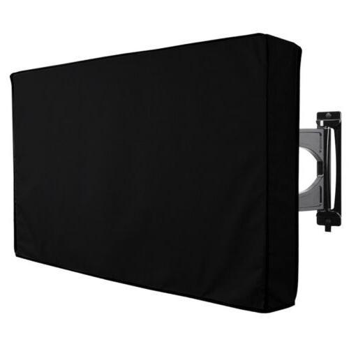 heavy duty outdoor tv cover waterproof w