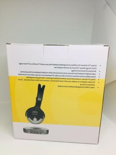 Unisar Listener J3 Wireless