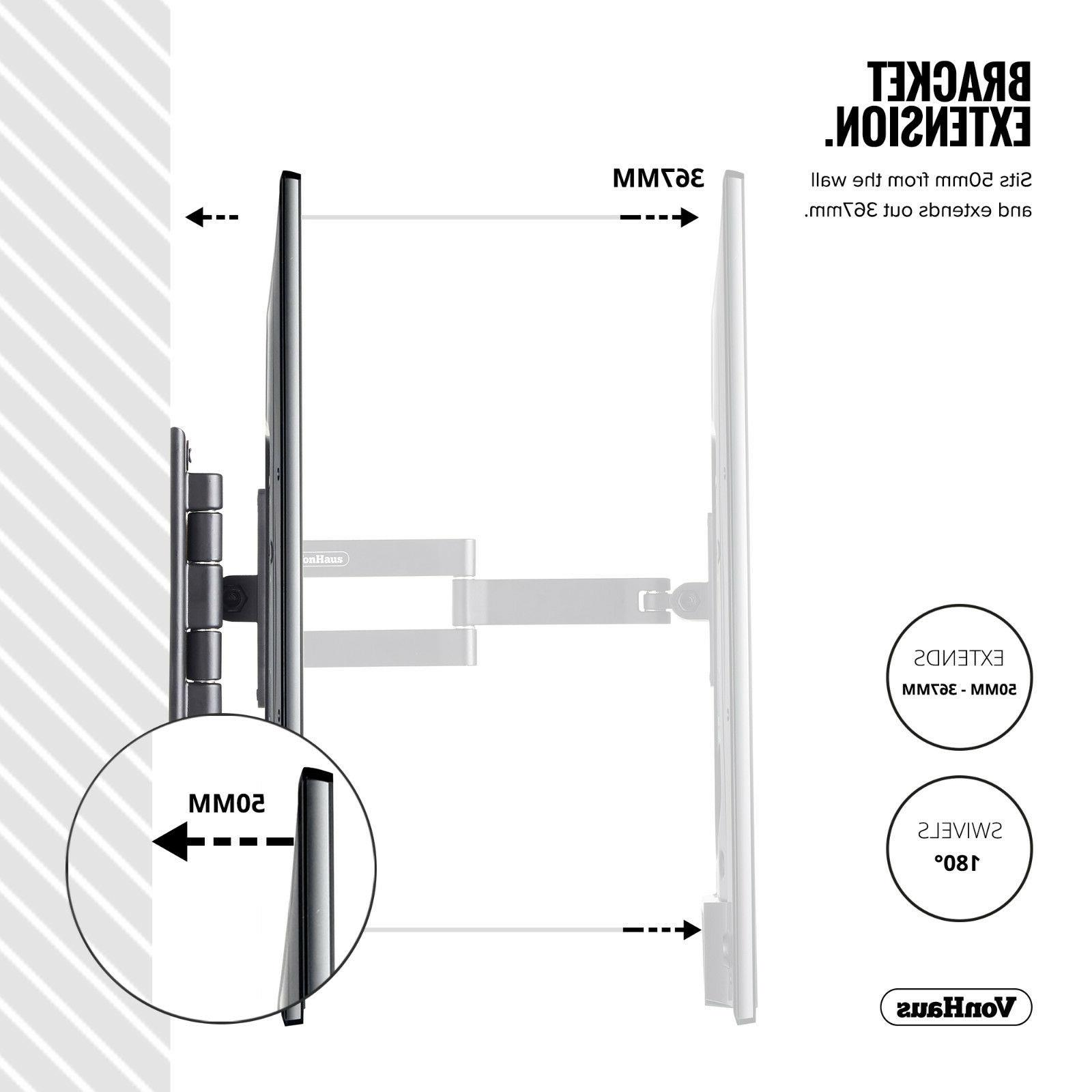 """Bracket Cantilever Fits 13"""" to 27"""""""