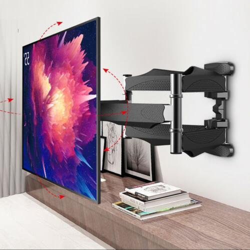 TV Wall Mount Bracket Tilt Swivel For 32 37 39 40 42 46 47 5