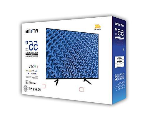 ATYME 550AM7UD, 4K Hz, LED