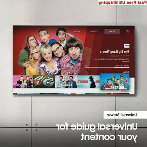 Samsung UN43NU7100FXZA Flat 4K 7 Smart TV