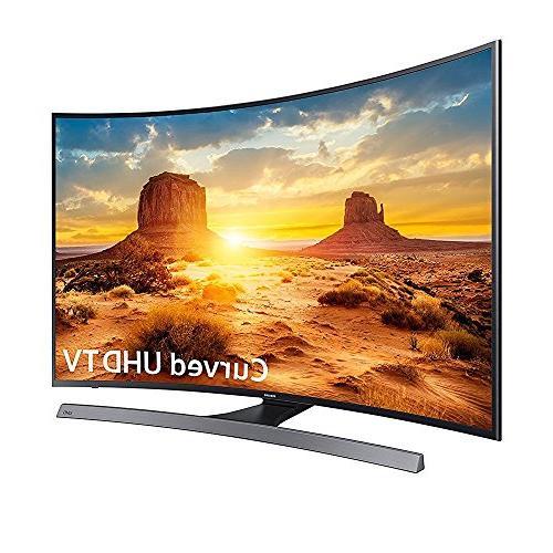 un55ku6600 curved ultra smart tv