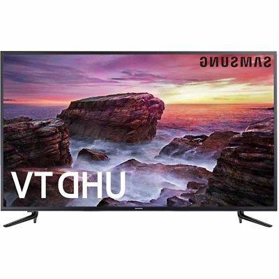 Samsung Smart Series 4K UHD TV With Wi-Fi