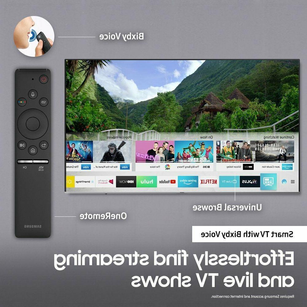 Samsung UN65NU8500FXZA Smart LED Slim movie