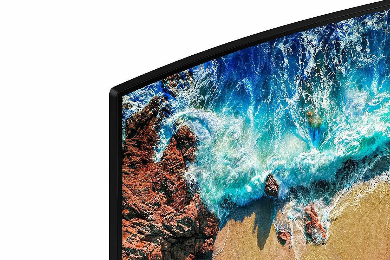 Samsung UN65NU8500FXZA Curved 4K UHD Smart TV movie