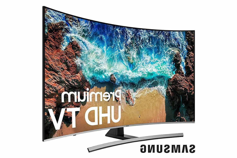 Samsung UN65NU8500FXZA 4K UHD 8 Series Smart TV Slim movie
