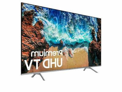 Samsung Flat 4K UHD 8 Smart TV