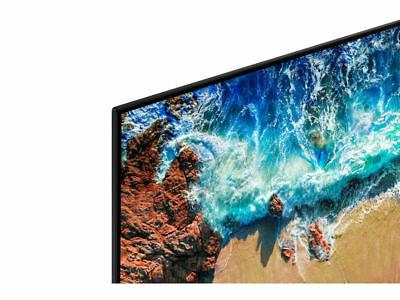 "Samsung Flat 82"" 4K UHD Smart TV"