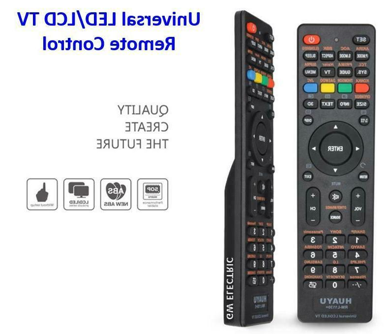 Universal Remote for US