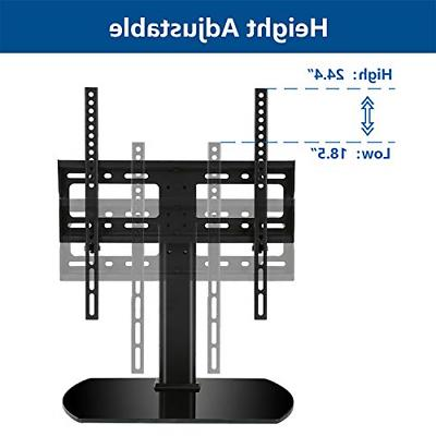 Universal Height Adjustable Stand Mount For 27-55 TV