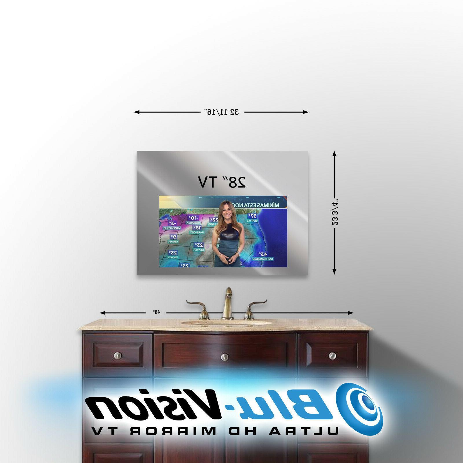 """VANITY TV 24"""" CLASS SMART HDTV 32 11/16""""W 23 3/4""""H. SALE!"""
