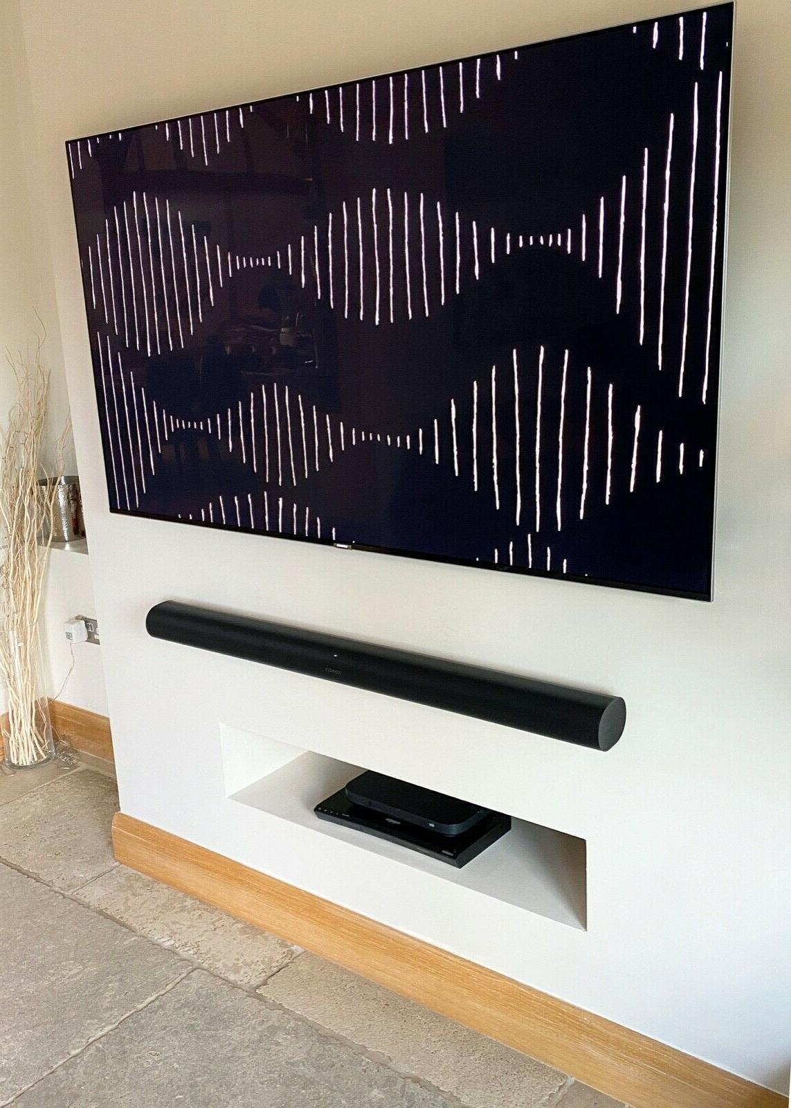Wall Mount Bracket designed for Soundbar available