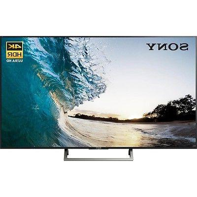 Sony XBR-65X850E 65-inch 4K HDR Ultra HD Smart LED TV