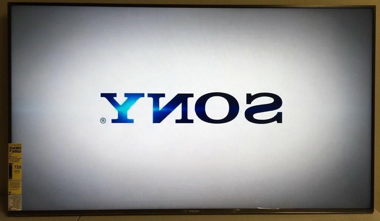 xbr49x900f 49 led lcd 4k smart tv