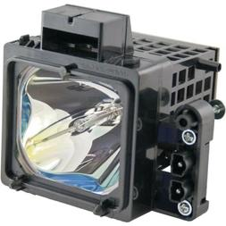 Lamp Replacement for Sony TV XL-2200 XL-2200U Housing Rear P