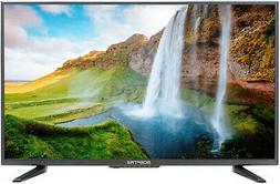 "LED HD TV 32"" Inch Flat Screen HDTV Wall Mountable USB HDMI"