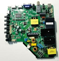 ATYME LED LCD TV 500AM7HD MAIN / POWER SUPPLY BOARD