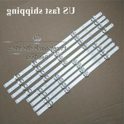 "LED Strip For LG 47"" TV 47LY340C 47LB5800 LG47LY340C LG47GB6"