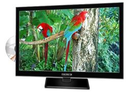 Curtis LEDVD2488A 24-Inch LED HDTV Combo with Built-In DVD P