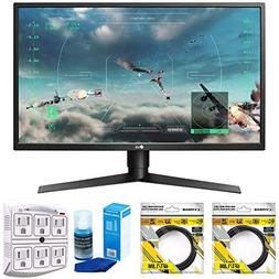 "LG 27"" Class Full HD Gaming Monitor with FreeSync 2018 Model"