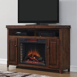 ClassicFlame Mayfield Infrared Electric Fireplace Media Cons