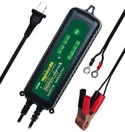 Mroinge MBC035 6V and 12V 3.5A Smart Vehicle Battery Charger
