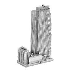 Fascinations Metal Earth 3D Laser Cut Model - 30 Rockefeller