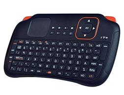 C-Zone 2.4GHz Mini H7 Wireless Entertainment Keyboard with T