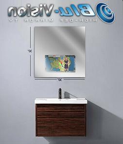 "MIRROR TV 24"" LG LED SMART 1080p HD TV, SIZE 30"" X 30"""