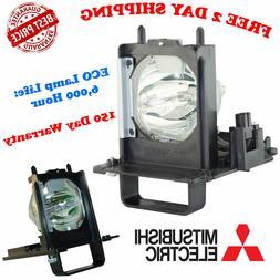 Mitsubishi 915B455011 TV Lamp Bulb Housing WD-73740 WD-73640