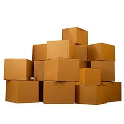UBOXES Moving Boxes - Value Economy Kit #2 Qty: 30 Boxes & M