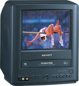 Toshiba MV9DM2 9-Inch AC/DC TV/VCR Combo