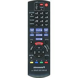 Panasonic N2QAYB000874 Blu-Ray/ DVD Player Remote Control fo