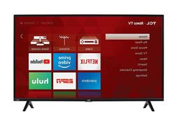 NEW - TCL 40S325 40 Inch 1080p Smart LED Roku TV  **FREE 2 D