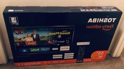 NEW Toshiba 55 LED 2160p 4K FIRE TV SMART ULTRA HDTV  LATEST